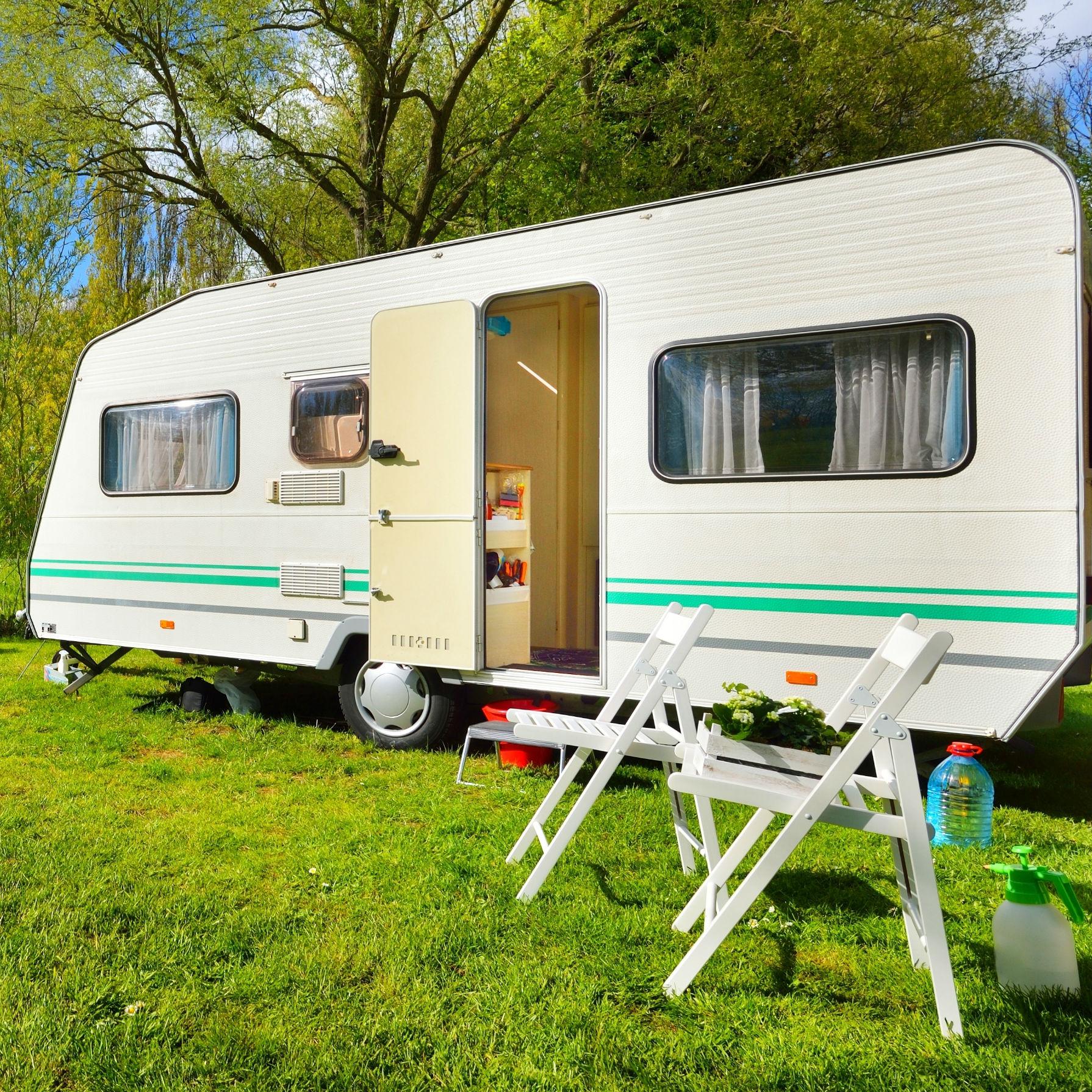 StemPunt Poll - Ga jij liever op vakantie met een tent of met een caravan? - caravan