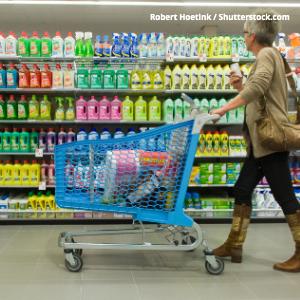 StemPunt Poll - Doe jij je boodschappen momenteel online of in de supermarkt? - Supermarkt