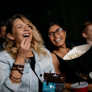 StemPunt Poll - Naar de bioscoop of thuis een film kijken? - Bioscoop