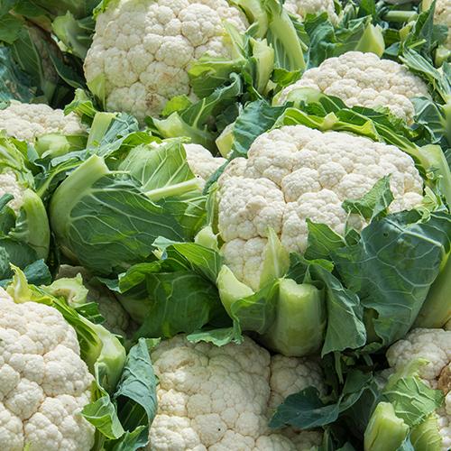StemPunt Poll - Welke groente eet jij het liefst?  - Bloemkool