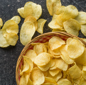 StemPunt Poll - Welke chipssmaak eet jij liever? - Naturel