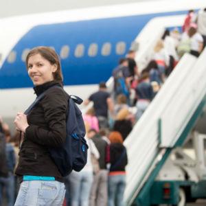 StemPunt Poll - Ga je het liefst op vakantie met de auto of met het vliegtuig? - vliegtuig